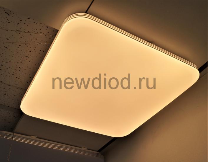 Светодиодный светильник QUADRO S825 24Вт-1920Лм 340мм 4000K Oreol