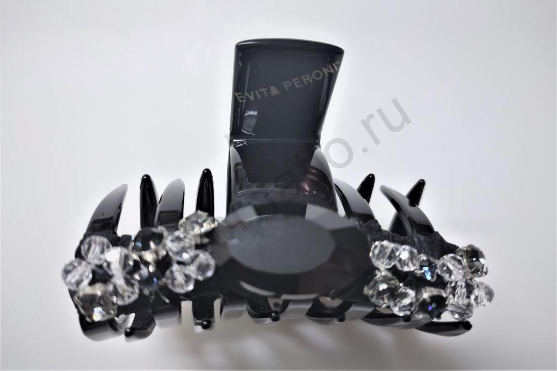 Заколка-краб Evita Peroni 8877496. Коллекция Vibs Crystal