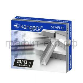 Скобы N23/13 Kangaro (1000 шт.)