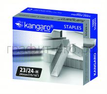 Скобы N23/24 Kangaro (1000 шт.)