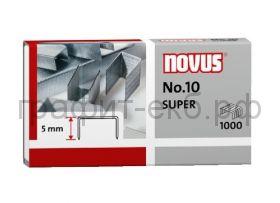 Скобы N10 Novus 040-0003