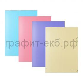 Конверт А4 плотный ErichKrause Diagonal Pastel непрозрачный 50170