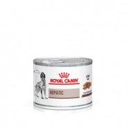 Royal Canin HEPATIC - Диета для собак при заболеваниях печени (200 г)