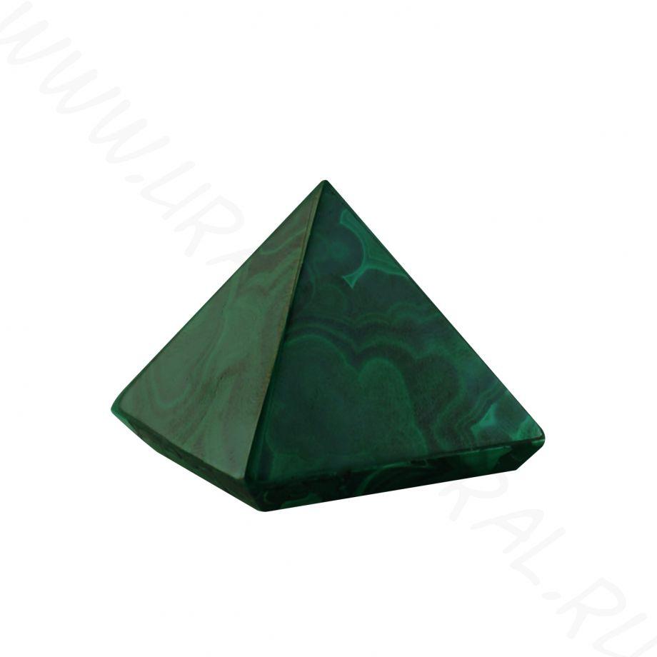 Пирамида - Малахит (малая)