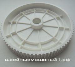 Колесо зубчатое. Диаметр отверстия под главный вал - 10 мм. Количество зубьев - 83   цена 600 руб.