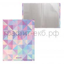 Папка 10 конвертов ErichKrause Magic Rhombs 49325
