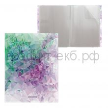 Папка 20 конвертов ErichKrause Violet Dynamique 49323