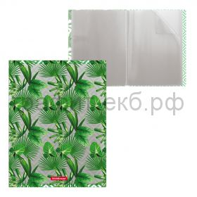 Папка 30 конвертов ErichKrause Tropical Leaves 49318