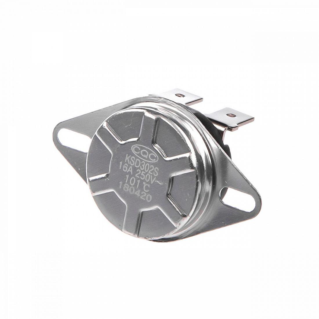 Термопредохранитель KSD 250V 16A 101С, (23) GIFT15