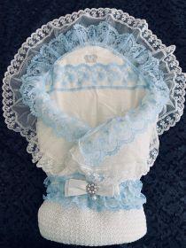 MAM-BABY Одеяло с уголком и резинкой 9707-4 ЛЕТО