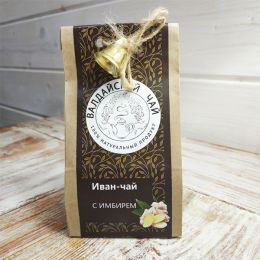 Иван-чай ферментированный с имбирем