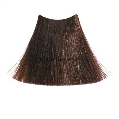 Краситель стойкий  для волос без аммиака 5.3 Шатен золотистый 100 мл. VELVET COLOUR