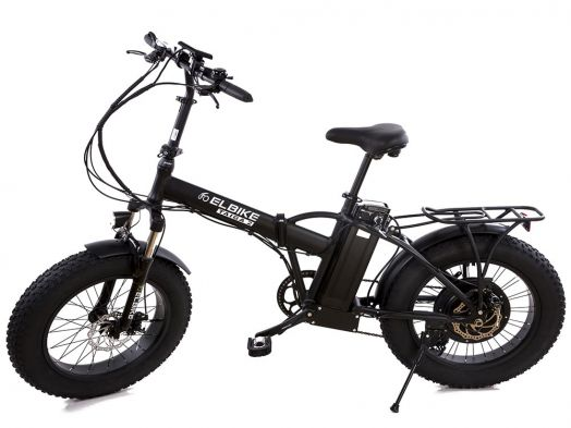 Электровелосипед ELBIKE TAIGA 2 (13)