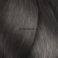 Краситель стойкий  для волос без аммиака 7.11 Натуральный пепельный блондин 100 мл. VELVET COLOUR