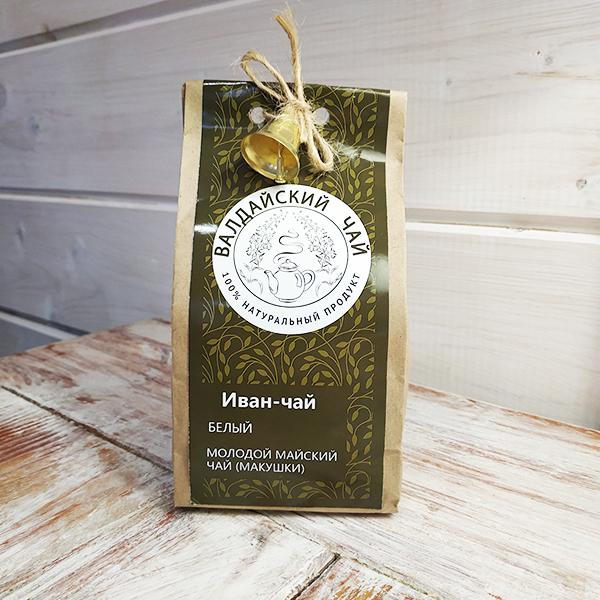 Иван-чай белый ферментированный