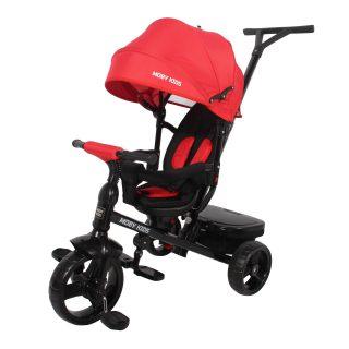 Велосипед 3кол. Rider 360°, 10x8 EVA, красный