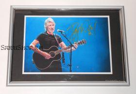 Автограф: Роджер Уотерс. Pink Floyd