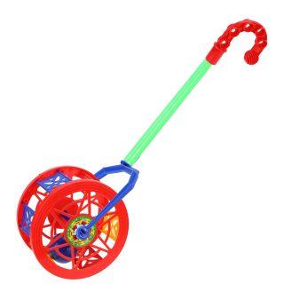 Каталка Барабан с шариком, в ассорт.