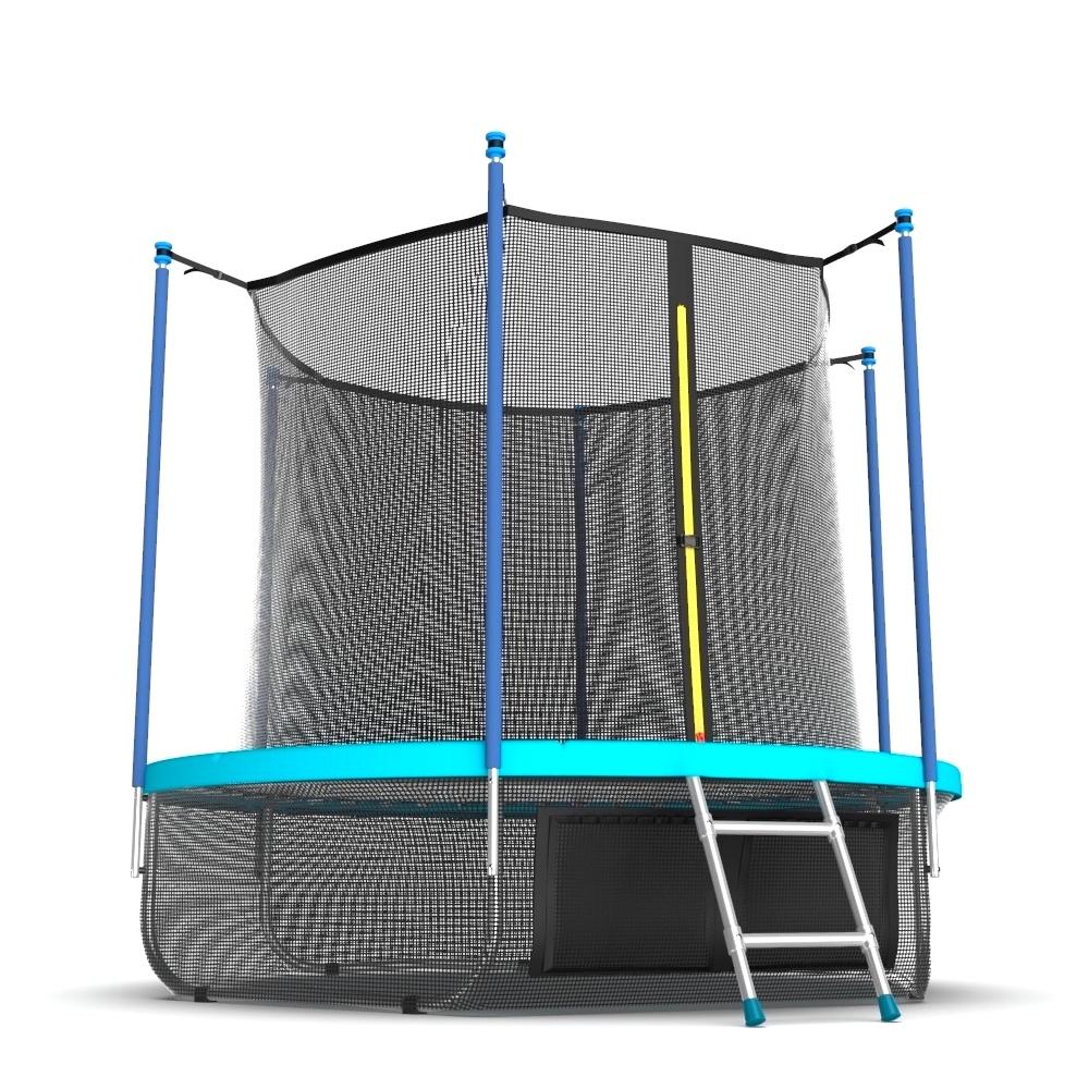 Батут EVO Jump Internal 6ft Wave 183см + лестница