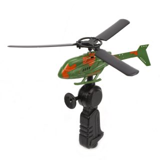 Игрушка с запуском Вертолет, блистер