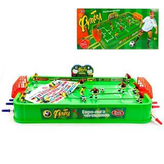 Игра настольная Футбол, 88см*44см, коробка.