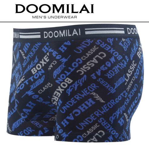 Мужские трусы боксеры  DOOMILAI DM01022