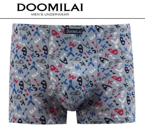Мужские трусы боксеры  DOOMILAI DM01027