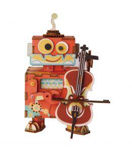 Деревянный конструктор «Маленький музыкант»