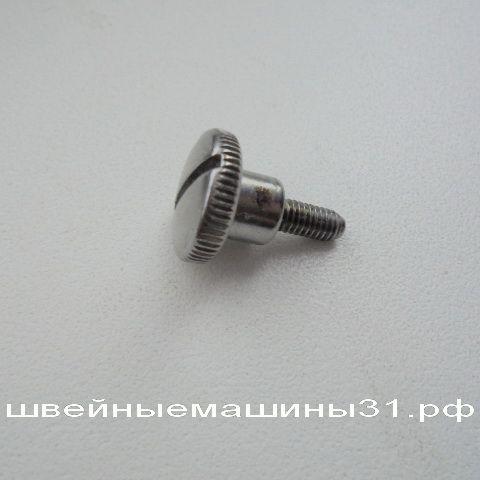 Винт адаптера крепления лапки для JANOME 18W, 1221, 75серия и др.    цена 200 руб.