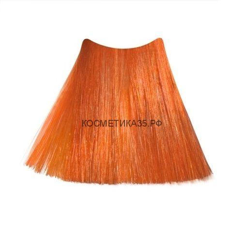 Краситель стойкий  для волос без аммиака 7.43  Натуральный медно-золотистый блондин 100 мл. VELVET COLOUR