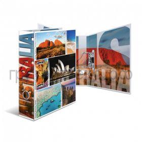 Файл А4 7см Herma Австралия 7006