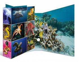 Файл А4 7см Herma Морские животные 7203