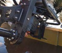 Мотор болотоход Бурлак BLC-30E ( 30,0 л.с) электростартер