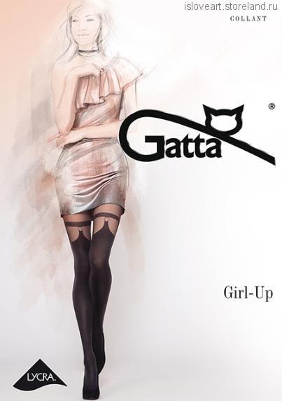 Колготки Gatta, размер 3-М