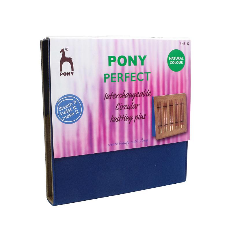 Набор вязальных принадлежностей PERFECT многофункциональный Pony (49142)