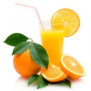 Свежевыжатый сок апельсина 200мл