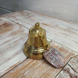 Валдайский колокольчик №5 с брелком