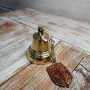 Валдайский колокольчик №4 с брелком