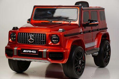 Детский электромобиль Mercedes-Benz G63 4WD K999KK