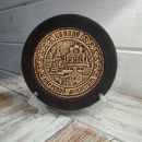 Тарелка сувенирная «Валдай. Иверский монастырь»