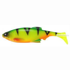 """Виброхвосты Lucky John 3D Anira Soft Swim  5"""" 12,7 см / упаковка 2 шт / цвет: A01"""