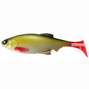"""Виброхвосты Lucky John 3D Anira Soft Swim  5"""" 12,7 см / упаковка 2 шт / цвет: A06"""