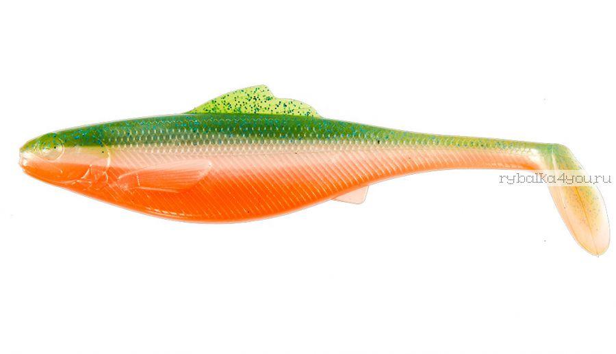 "Виброхвосты Lucky John Roach Paddle Tail 5"" 12,7 см / упаковка 4 шт / цвет: G06"