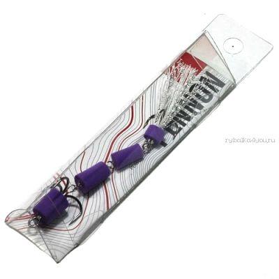 Мандула Lucky John Pennon 25 7см / цвет:  фиолет в блистере