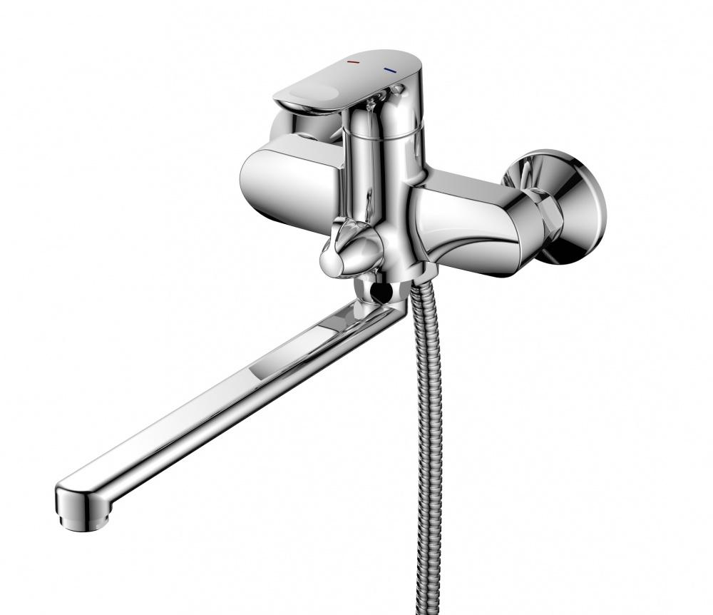 Смес ванна 35мм STUTTGART 12237 переключение в корпусе