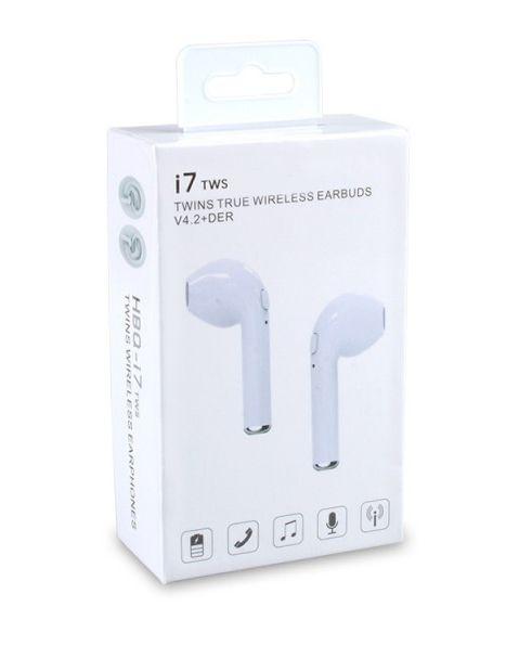i7-TWS наушники - гарнитура (Bluetooth)