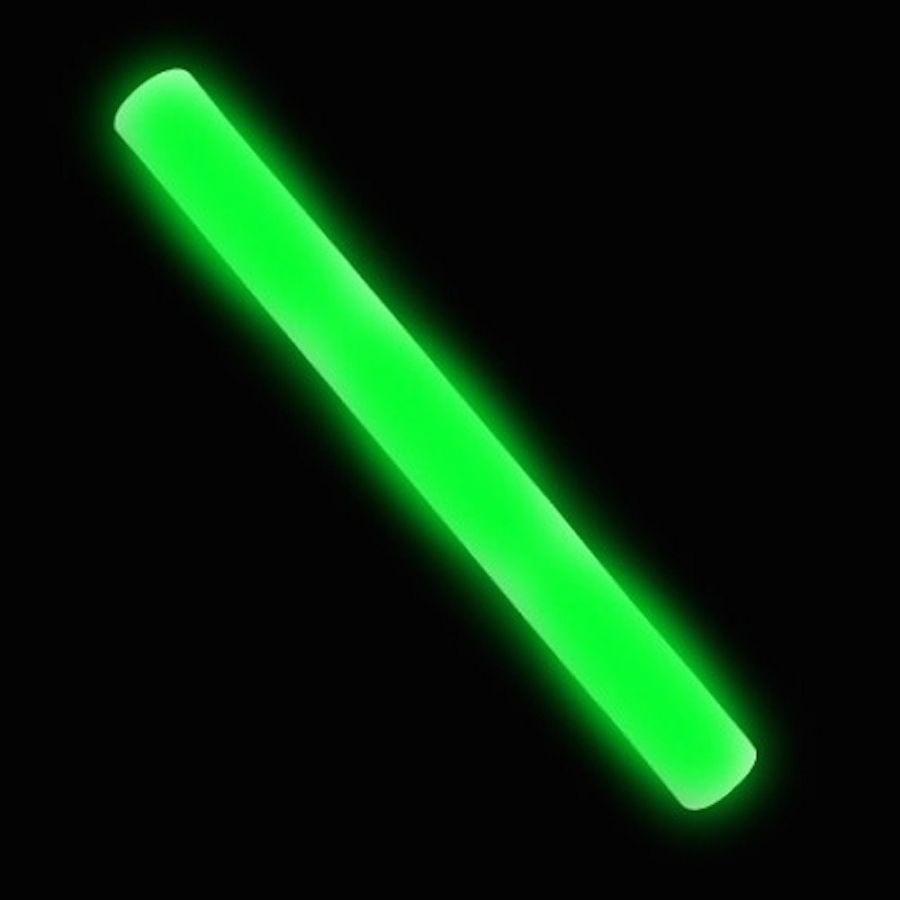Гибкая светящаяся палочка Glow Foam Stick, 1шт