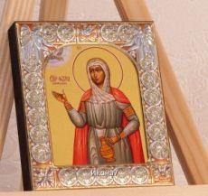 Икона Светлана Самаряныня (9х10,5см)