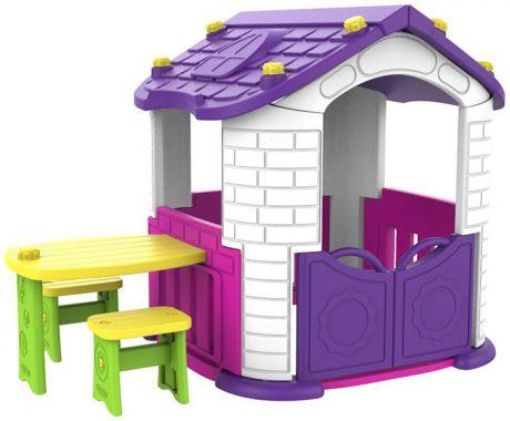 Игровой домик со столиком Toy Monarch CHD-355