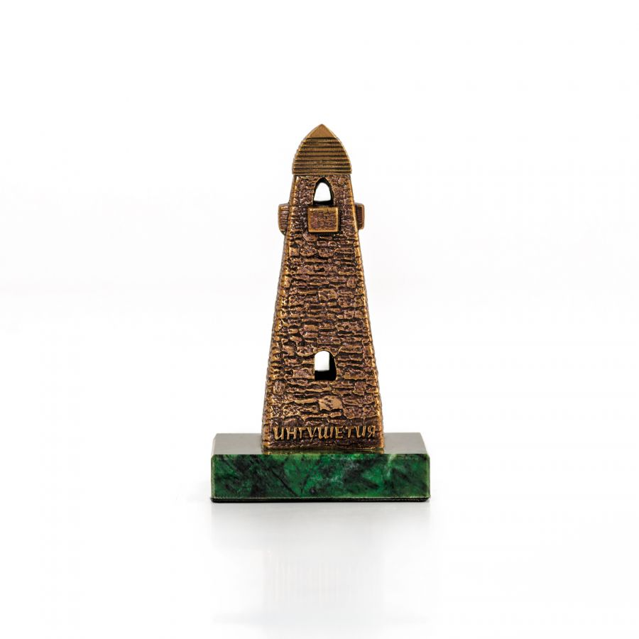 Башня Ингушетия на камне
